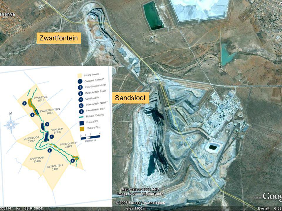 Zwartfontein Sandsloot