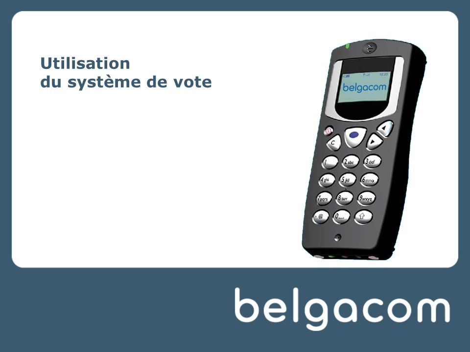 A.Scission partielle de Telindus Group S.A. par absorption par Belgacom S.A.