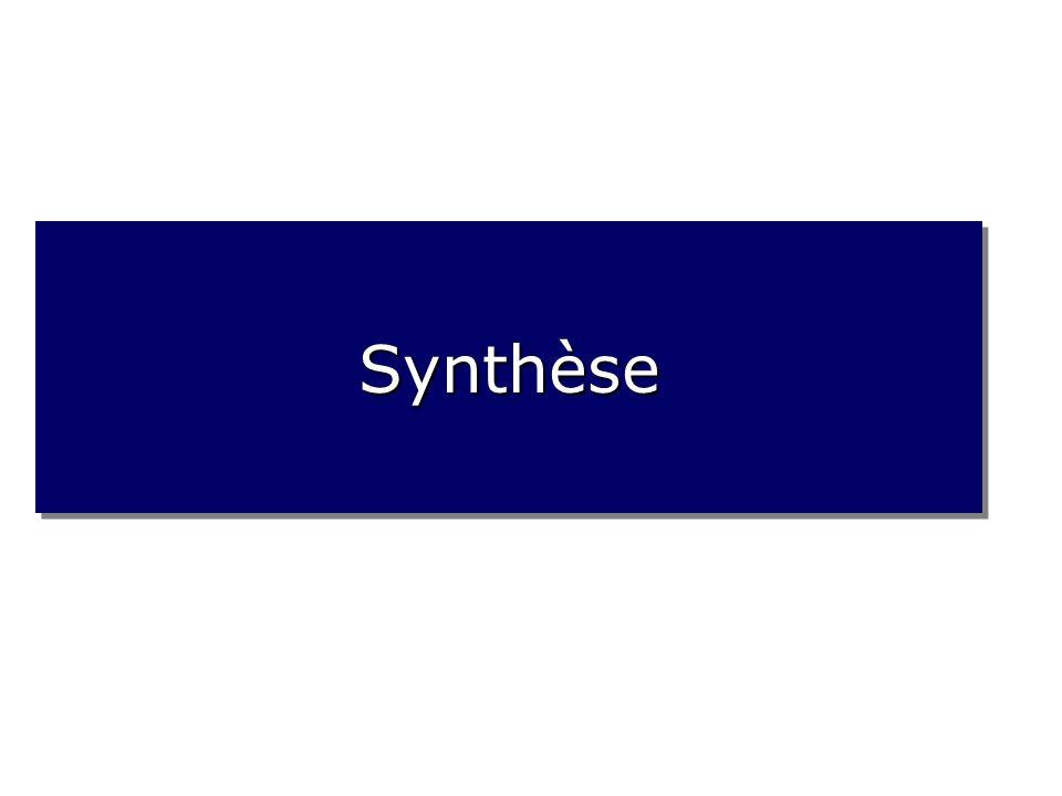 SynthèseSynthèse