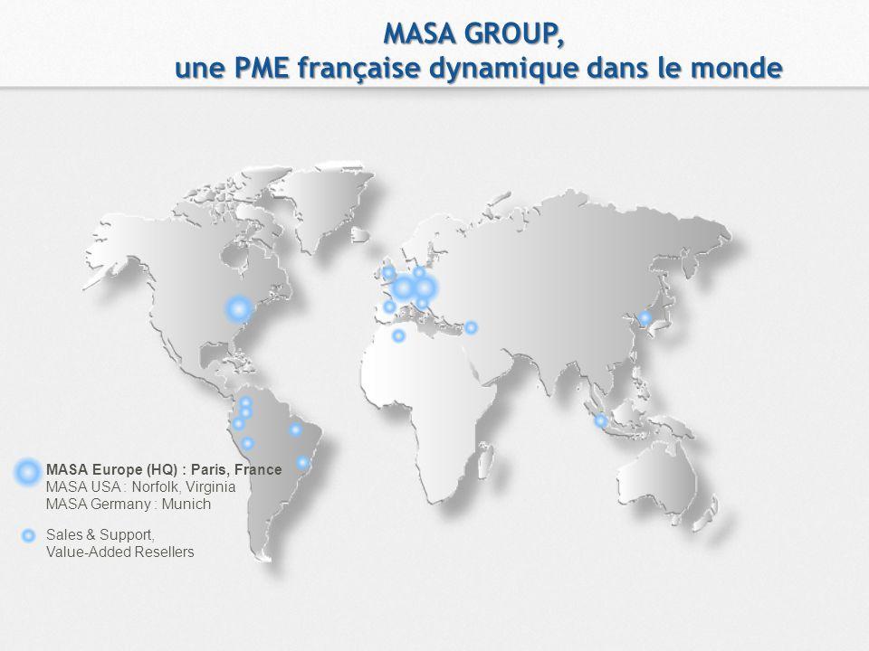©MASA Group 2013– Confidential materials – Do not distribute without written permission SWORD : une modélisation militaire……..