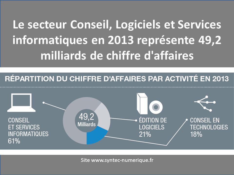 Le secteur des IT en France