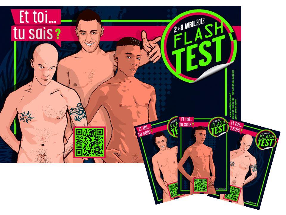 FREQUENTATION DES SITES Nombre de Lieux Nombre de tests réalisés % cible Nombre de decouvertes de séropositivités TotalCible HSH Lieux médicalisés71324030%0 Lieux médicalisés (Hors 190, Check Point, Urgences)4712535% 0 Unité Mobile Marais115512379% 2 Etablissement gays8585391% 2 Locaux associatifs1113210580% 2 Centre LGBT IDF1878294% 0 Permanence santé AIDES10452351% 2 Lieux de rencontre exterieurs13712332% 2 Cabinets médicaux1610990% 1 Significantly, the use of screening increases with the number of partners But 50 % of men aged 45 and older report having had at least 11 partners and haven't been tested for HIV over the last 12 months Half of men aged under 25 reports having had at least one UAI in the past 12 months (vs.