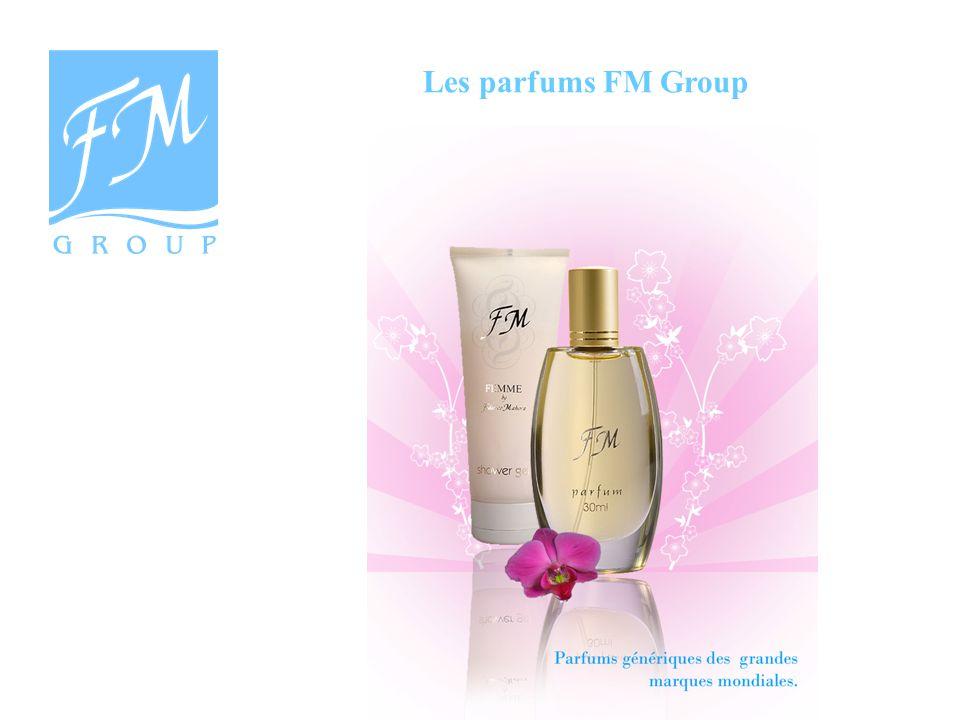 Les parfums FM Group
