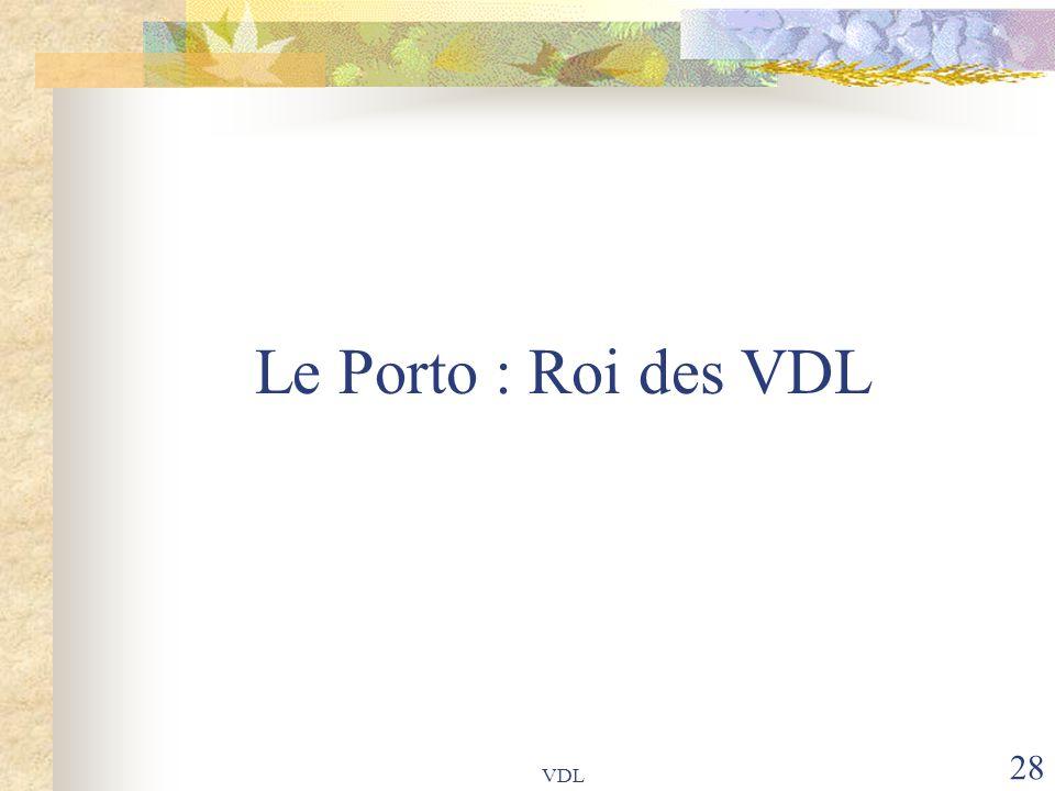 VDL 28 Le Porto : Roi des VDL