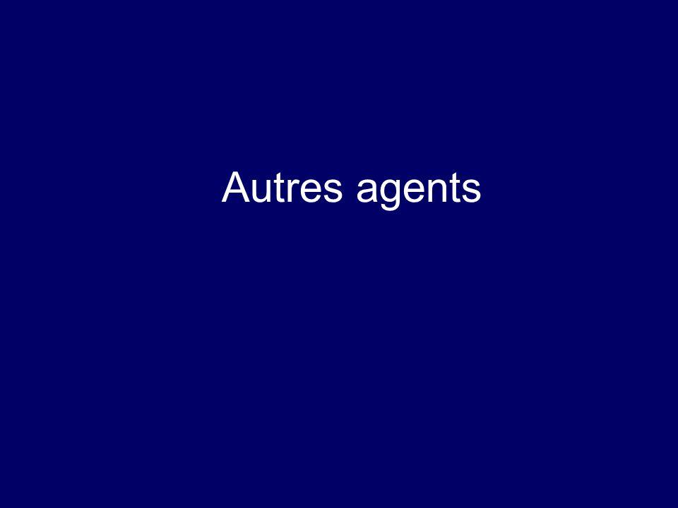 Autres agents
