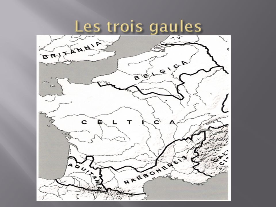 Les gaulois et les romains vont encore être dérangés Mais par qui???????