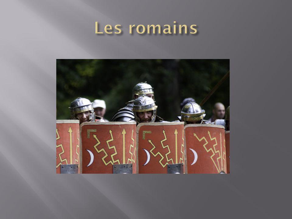 Les romains, les gaulois et les francs ne se comprennent donc pas
