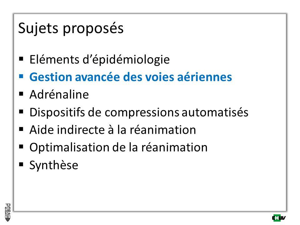 Resuscitation 2006;71:283-92 Compressions et survie