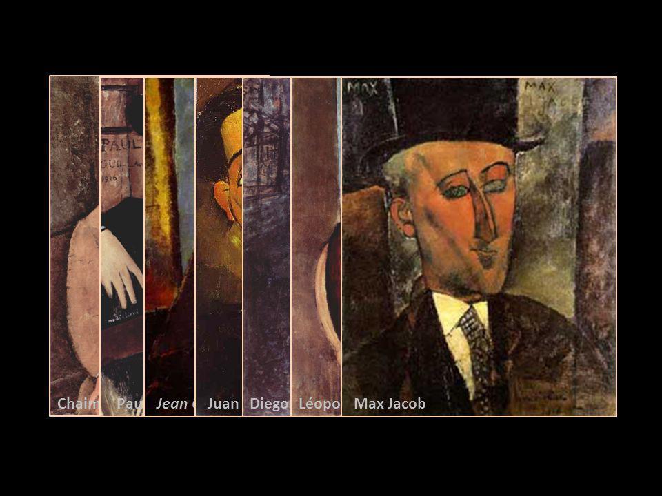 Chaim Soutine Paul GuillaumeJean Cocteau