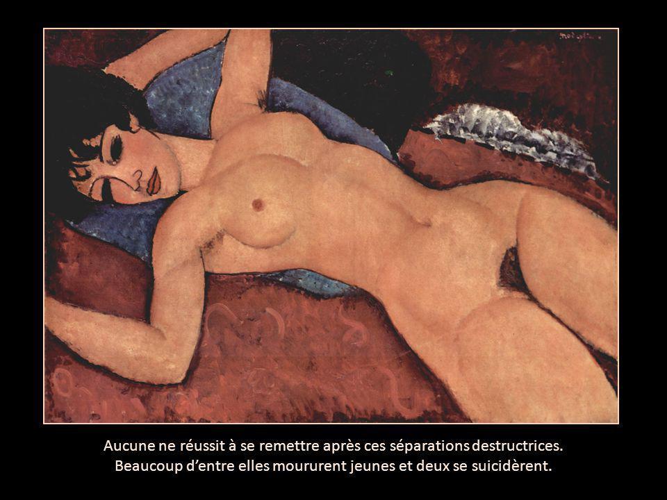 Il disait que peindre une femme nue équivalait à la posséder. Il les peignit pour les dénuder; il les dénuder pour les peindre. Immergé dans l'occulti
