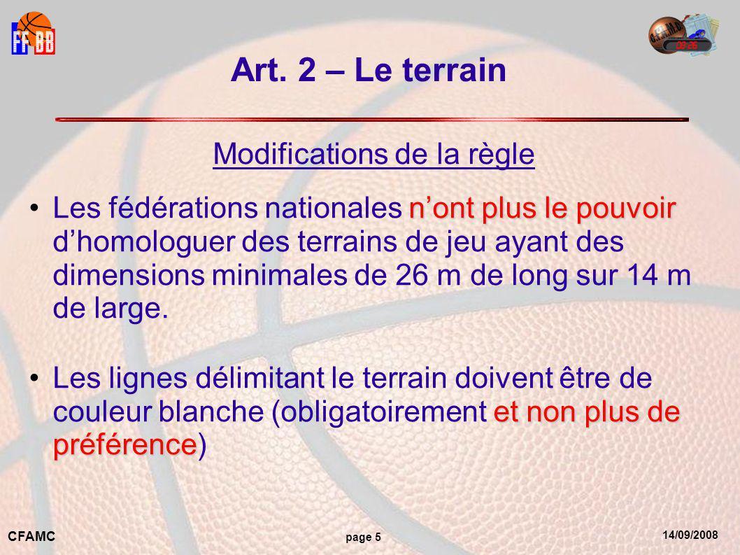14/09/2008 CFAMC page 26 Art.