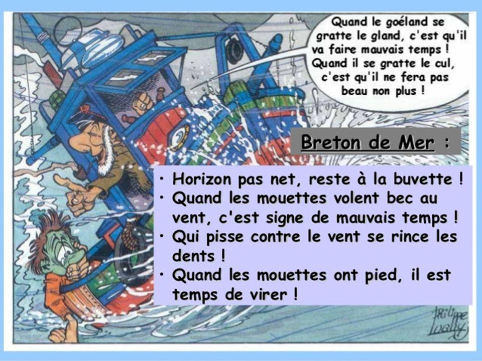 Héritiers de traditions séculaires, les Bretons connaissent l'origine de nombre de phénomènes mystérieux … Tiens, les Menhirs par exemple .