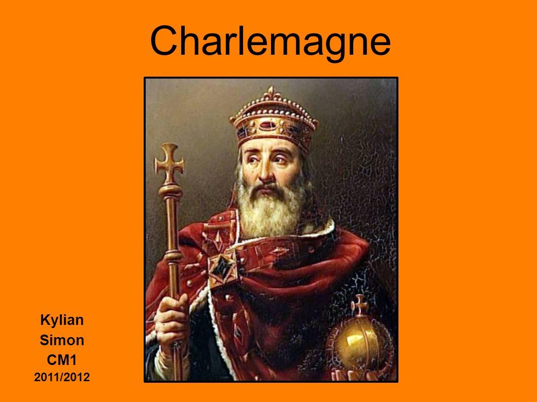 Charlemagne Kylian Simon CM1 2011/2012