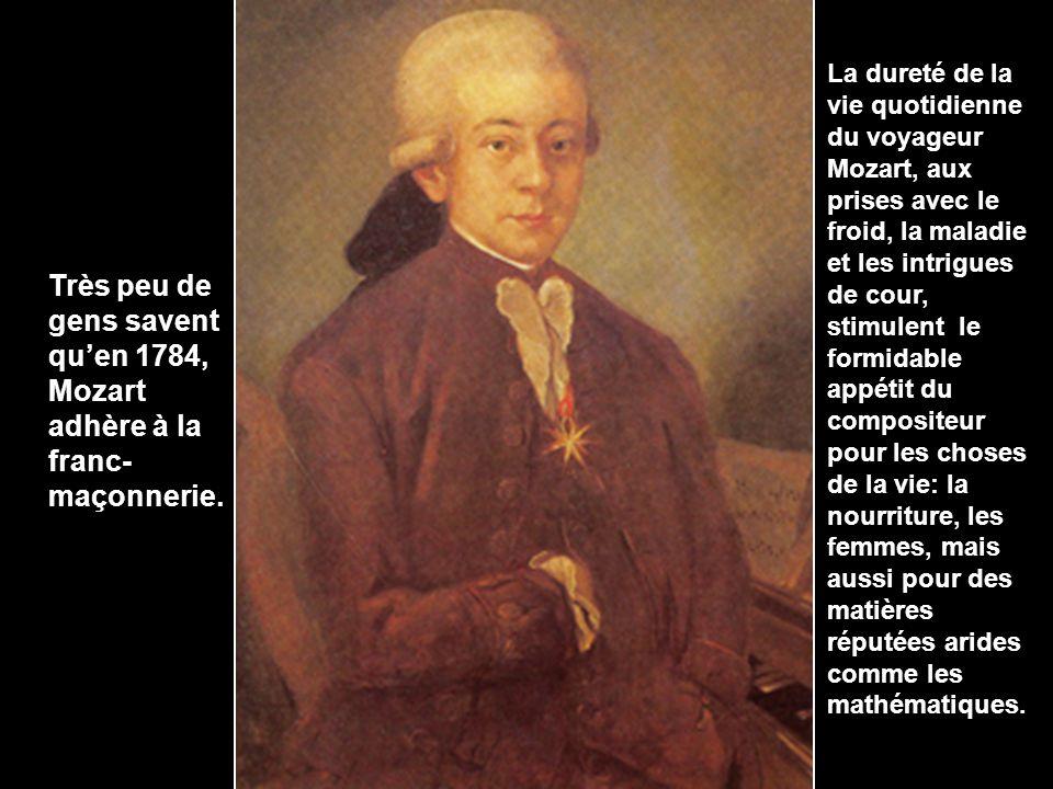 Constanze Weber, épouse de Mozart Sa femme lui donne huit ans de bonheur et six enfants, dont seulement deux échapperont au fléau de la mortalité infa