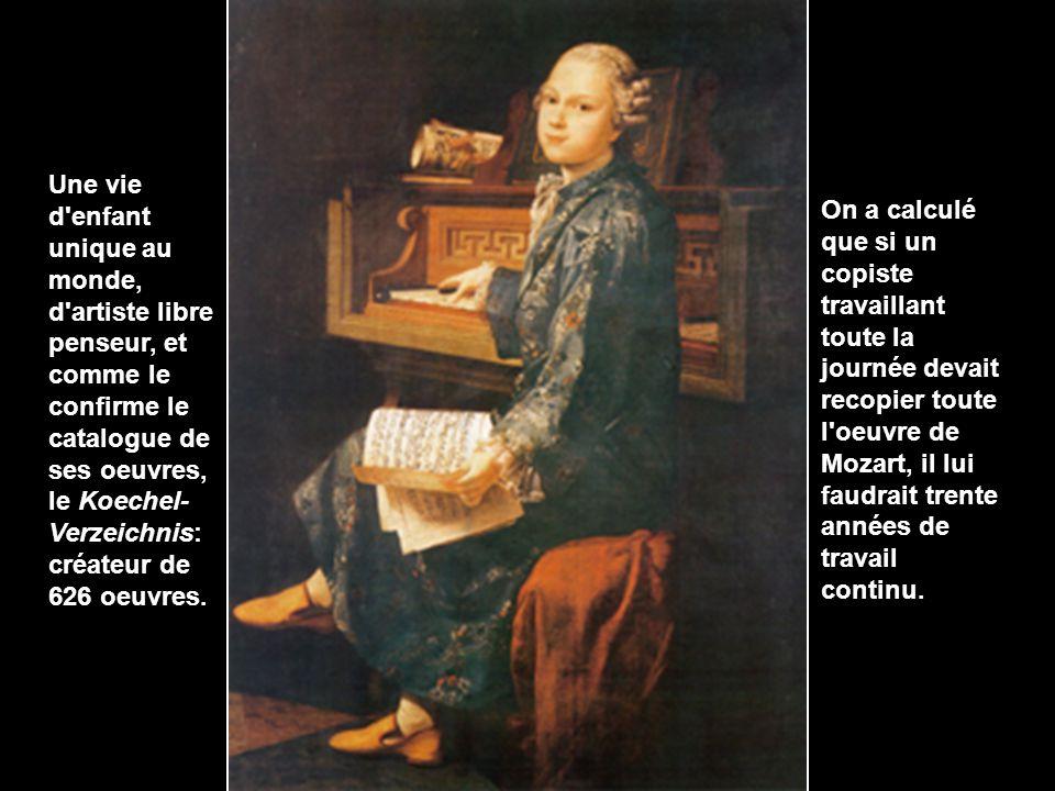 Manuscrit de Bastien et Bastienne A l'époque de cette création en 1768, Wolfgang Amadeus Mozart a 12 ans. Le sujet de Bastien Bastienne est étroitemen