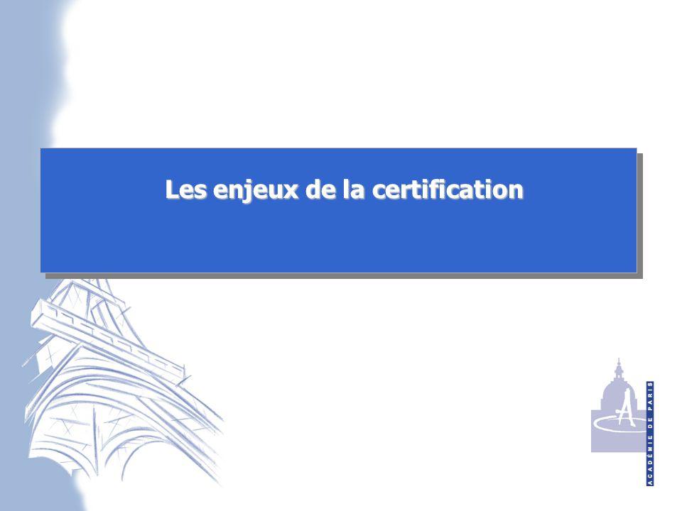 Trois étapes Étape 1: rassembler dans le RNCP les fiches des certifications de droit, des CQP et des titres actuellement homologués au fur et à mesure de leur élaboration : cette partie devrait être consultable à la fin de l'été Étape 2: homogénéiser les présentations, en particulier l'identification de mots-clés permettant des recherches avancées Étape 3: commencer à présenter les correspondances et les complémentarités entre les certifications