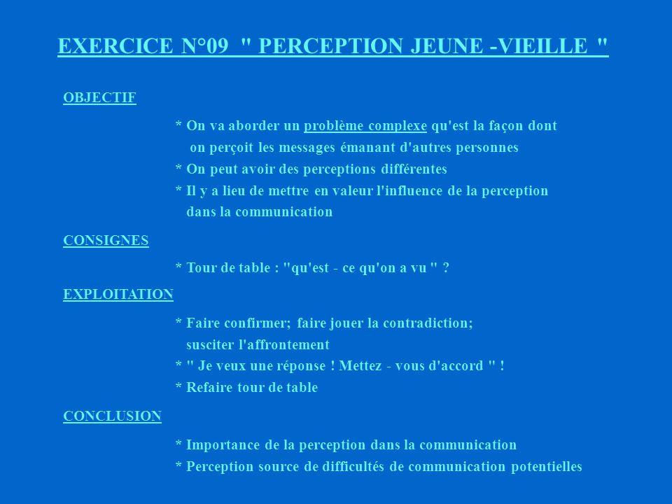 EXERCICE N°08 LA MUTATION GRILLE D OBSERVATION 1.