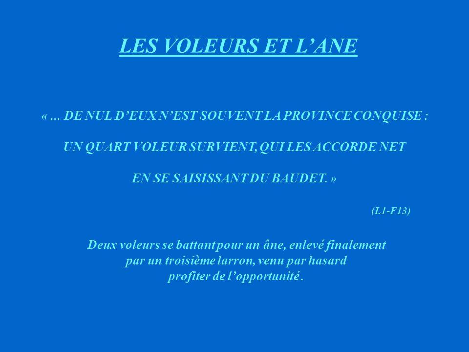 LE CORBEAU ET LE RENARD «...APPRENEZ QUE TOUT FLATTEUR VIT AUX DEPENDS DE CELUI QUI L'ECOUTE.