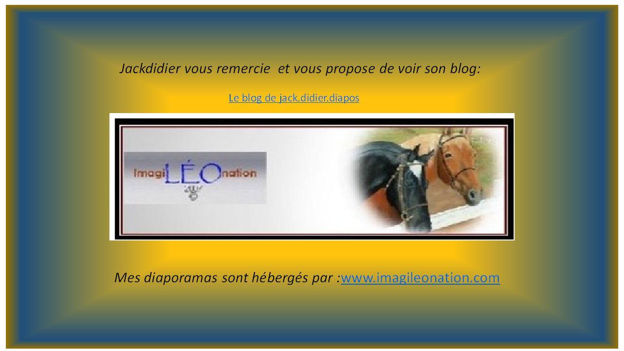 Texte de Marie Laborde Mis en images et proposé par Jackdidier