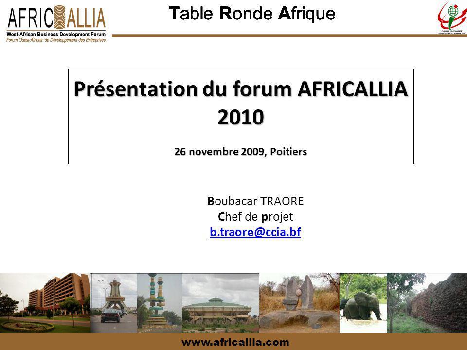 Table Ronde Afrique Cliquez pour modifier le style du titre Table Ronde Afrique Cliquez pour modifier le style du titre Table Ronde Afrique Cliquez po