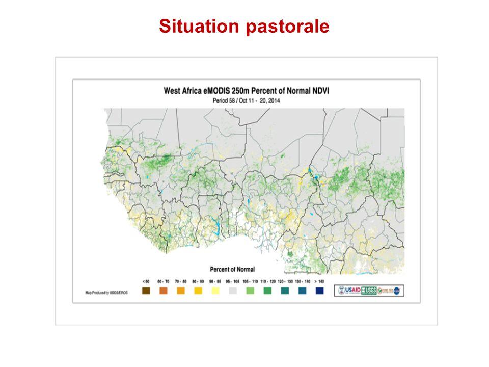 Il s'agit des préfectures les plus affectées par l'insécurité et les combats avec un taux élevé de déplacés et de retournés et une forte proportion de ménages avec peu d'actifs (pauvres) Près de 30 % de la population est en insécurité alimentaire sévère ou modérée (plus de 1.4 million de personnes dont 270 000 à Bangui), en augmentation par rapport à 2013 Bangui et les préfectures du Nord, du Nord-Ouest et du Sud-est sont les plus affectées Situation alimentaire dans la région Résultats préliminaires - EFSA R.C.A