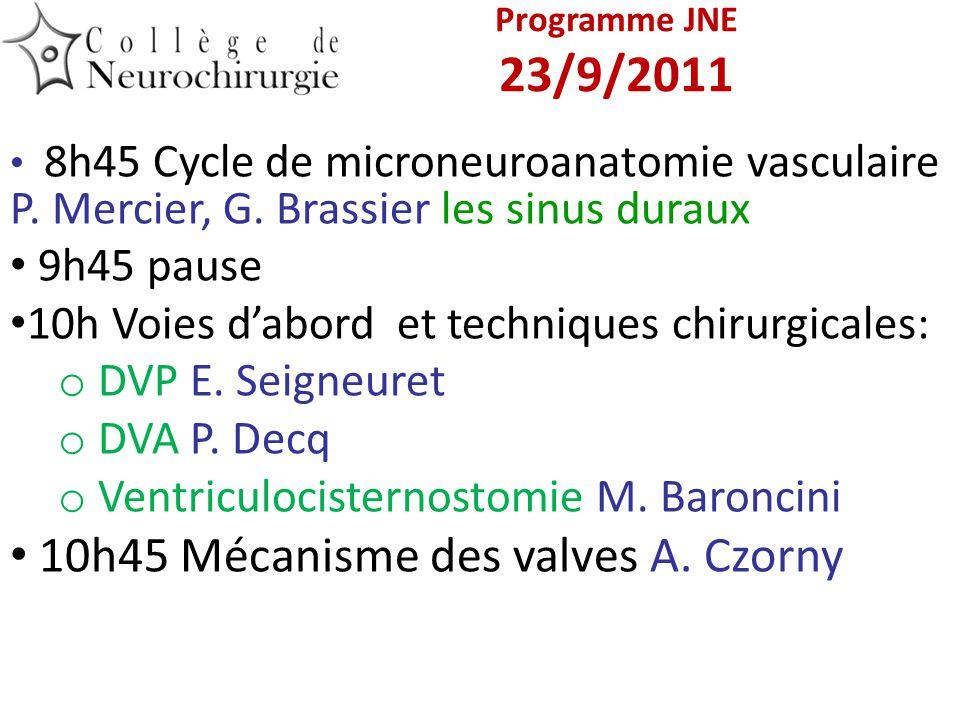11h Recherche et Développement E.