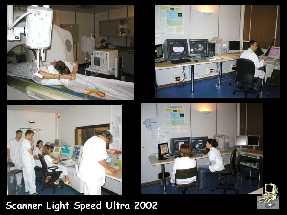 Scanner Light Speed Ultra 2002
