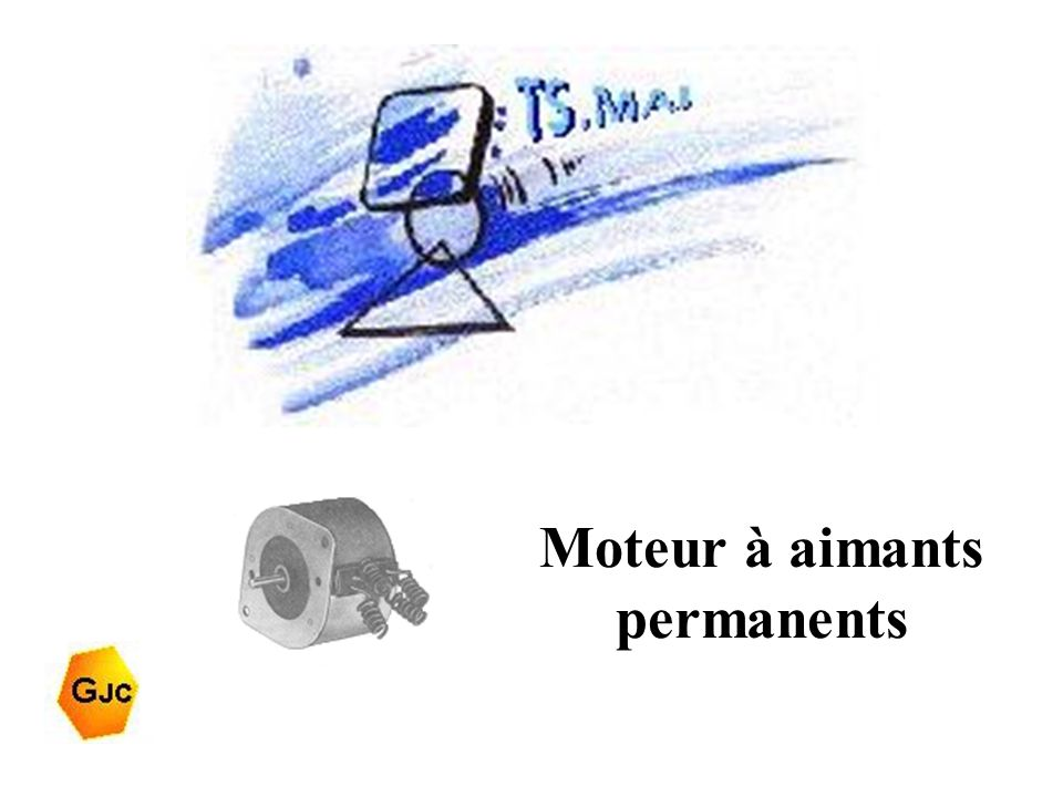 Moteur pas à pas Critères de qualité des unités de commande On utilise un pont complet à transistors avec : - les transistors T1 et T2 travaillant en hacheur.
