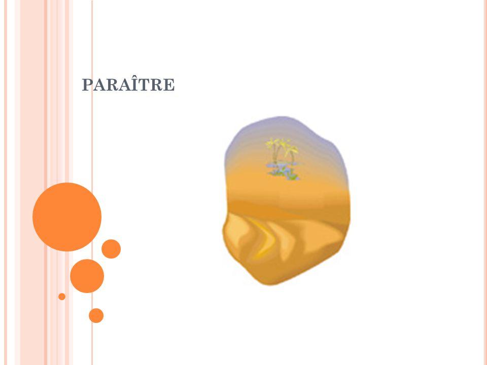 PARAÎTRE