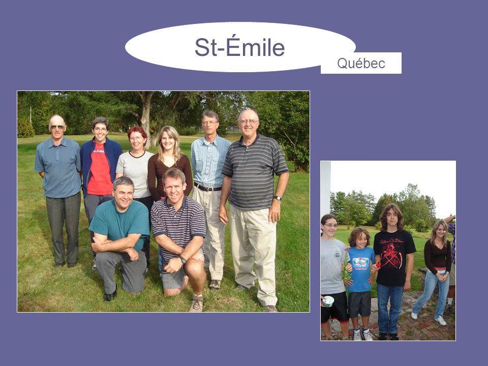 St-Émile Québec