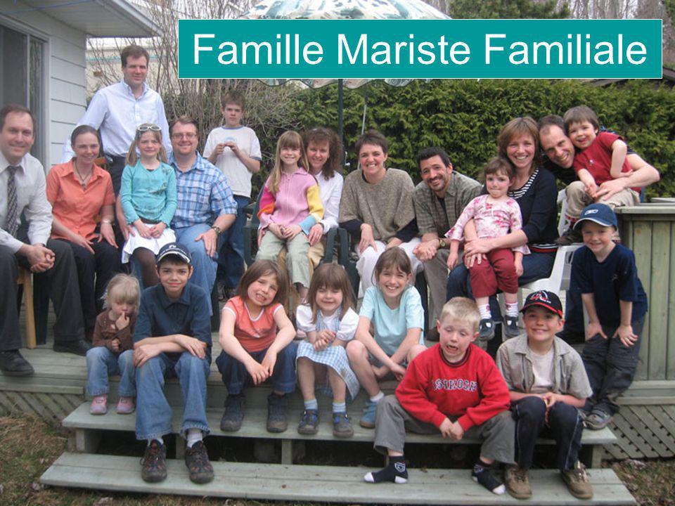 Famille Mariste Familiale