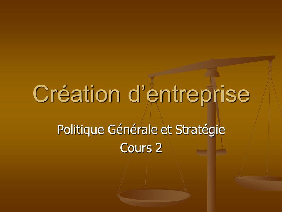 Structure et activité (suite) Industrielle : l'activité de l'entreprise consiste à transformer des matières premières.