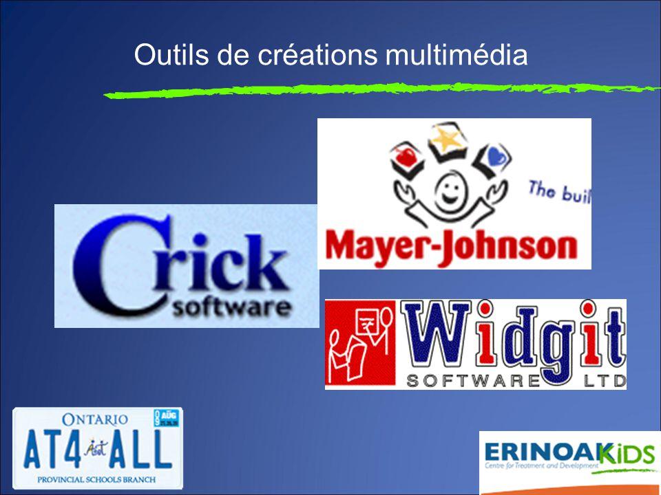 Outils de créations multimédia