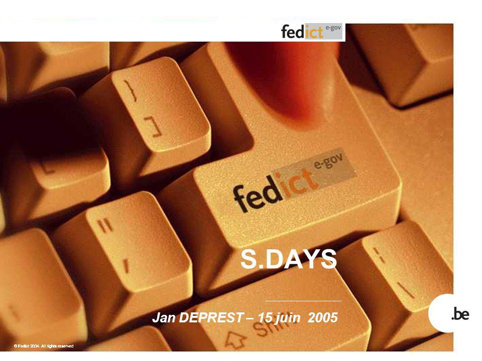 S.DAYS Jan DEPREST – 15 juin 2005
