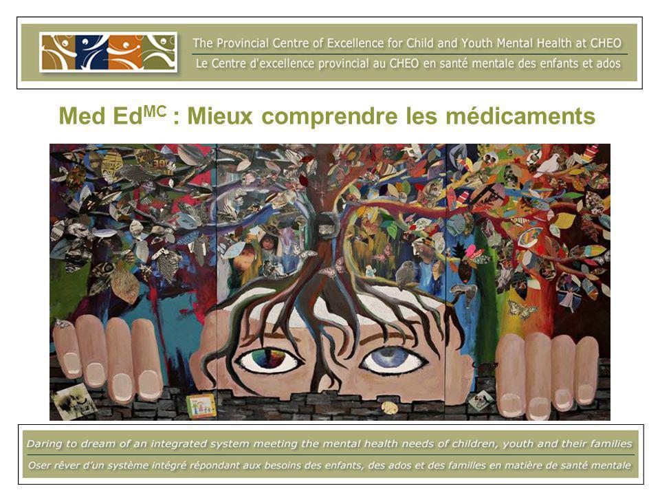 Med Ed MC : Mieux comprendre les médicaments