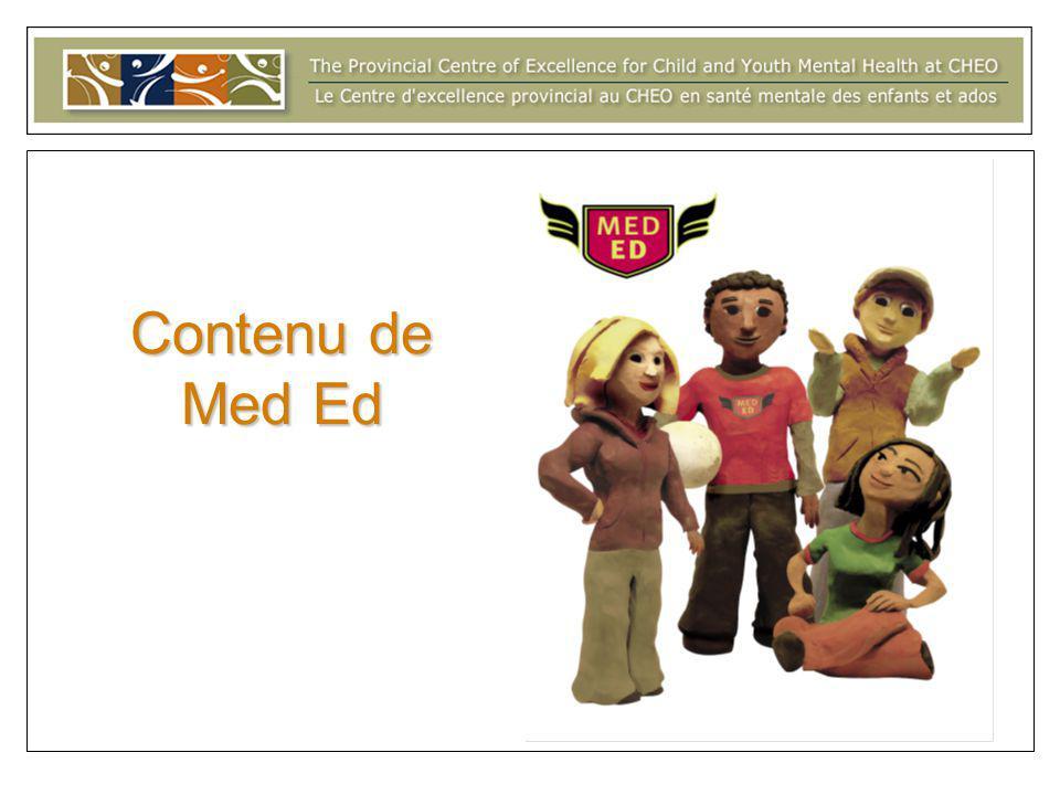 Contenu de Med Ed