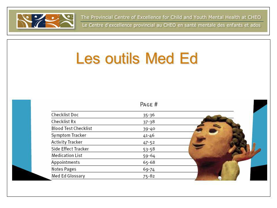 Les outils Med Ed