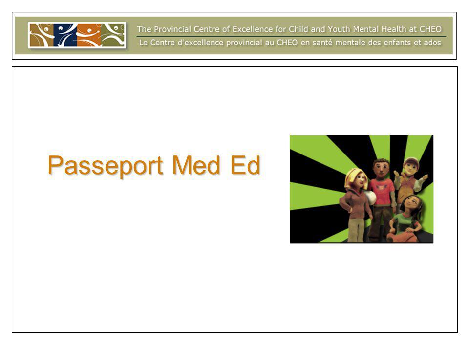 Passeport Med Ed