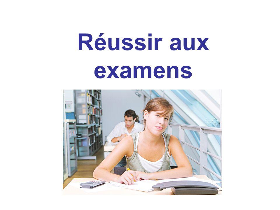 Comment se préparer pour un examen.Organise tes notes.Organise tes notes.