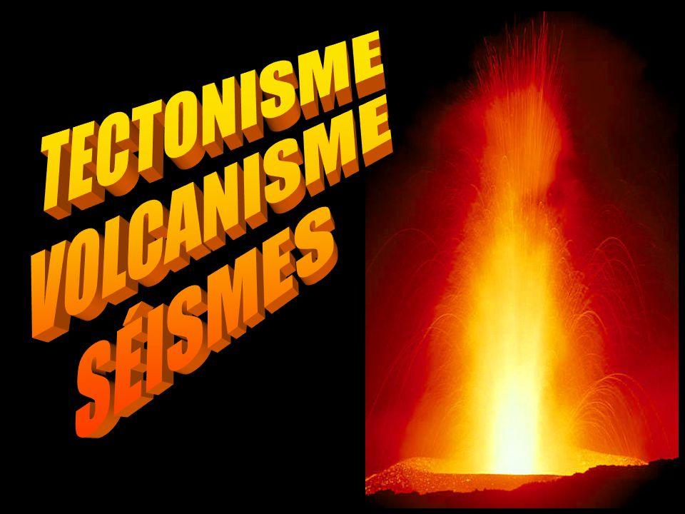 Le volcanisme de point chaud