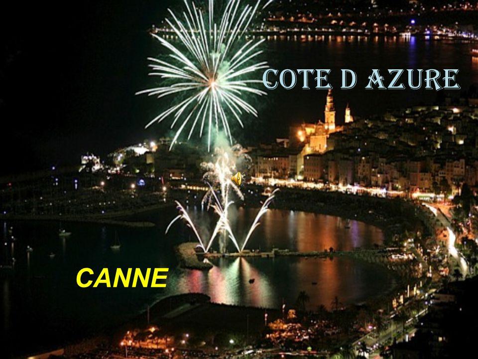 COTE D AZURE CANNE