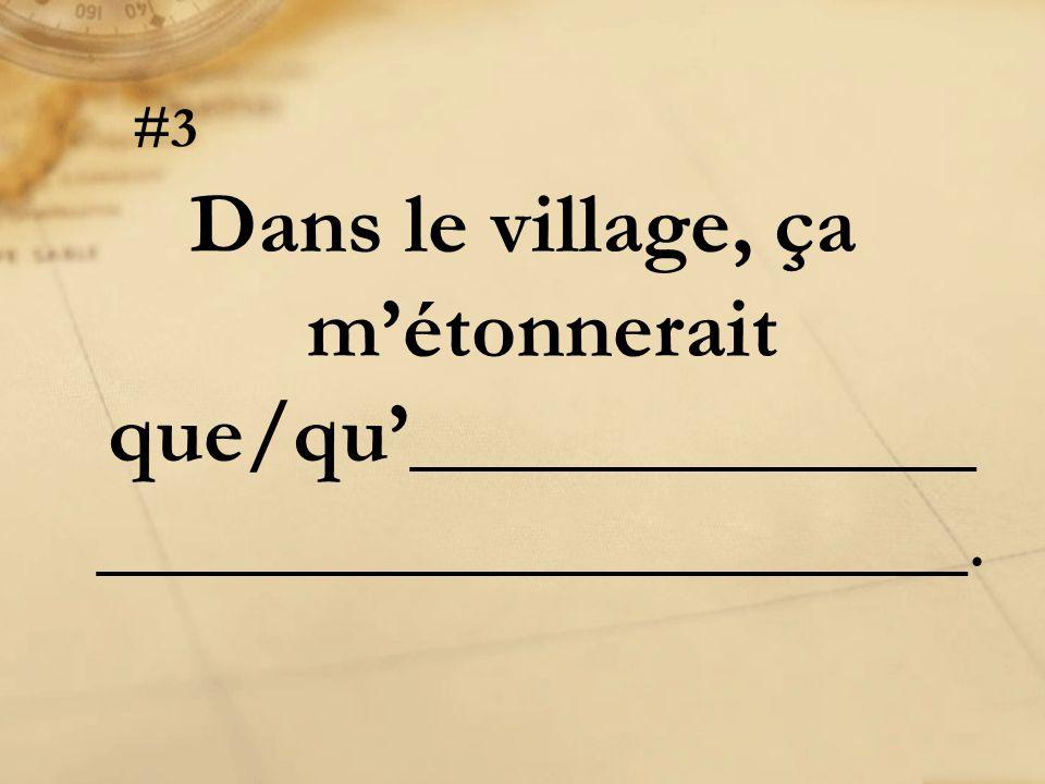 En République centrafricaine, je ne pense pas que/qu'____________ _____________________. #2