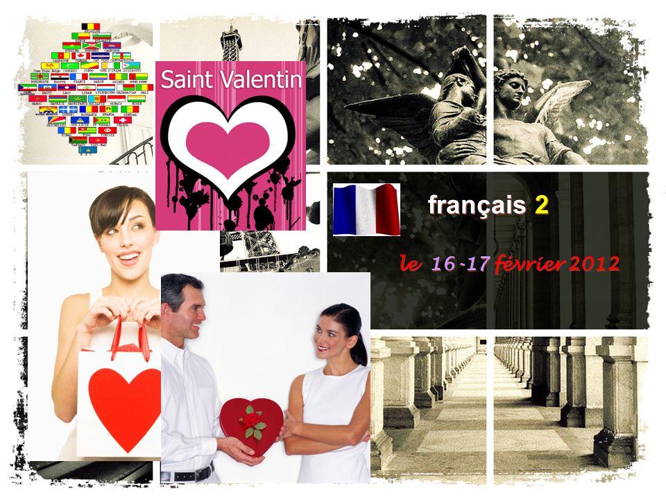 français 2 le 16-17 février 2012