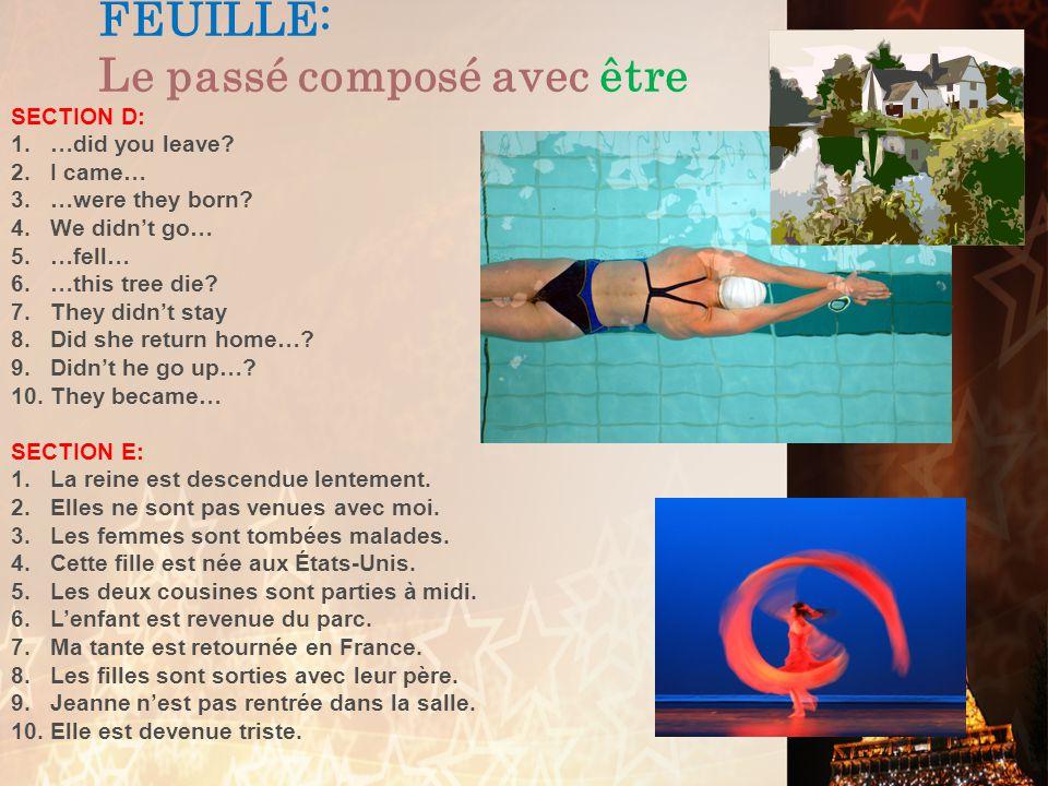 français 6AP le 16-17 février 2012 ActivitéClasseur Pas d'entrée .