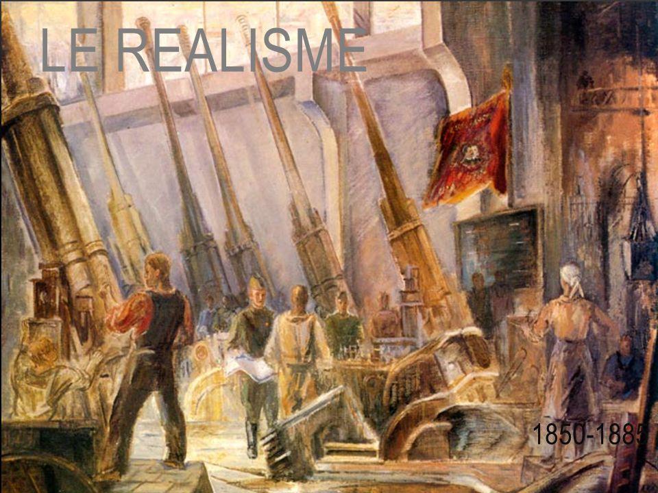 1850-1885 LE REALISME