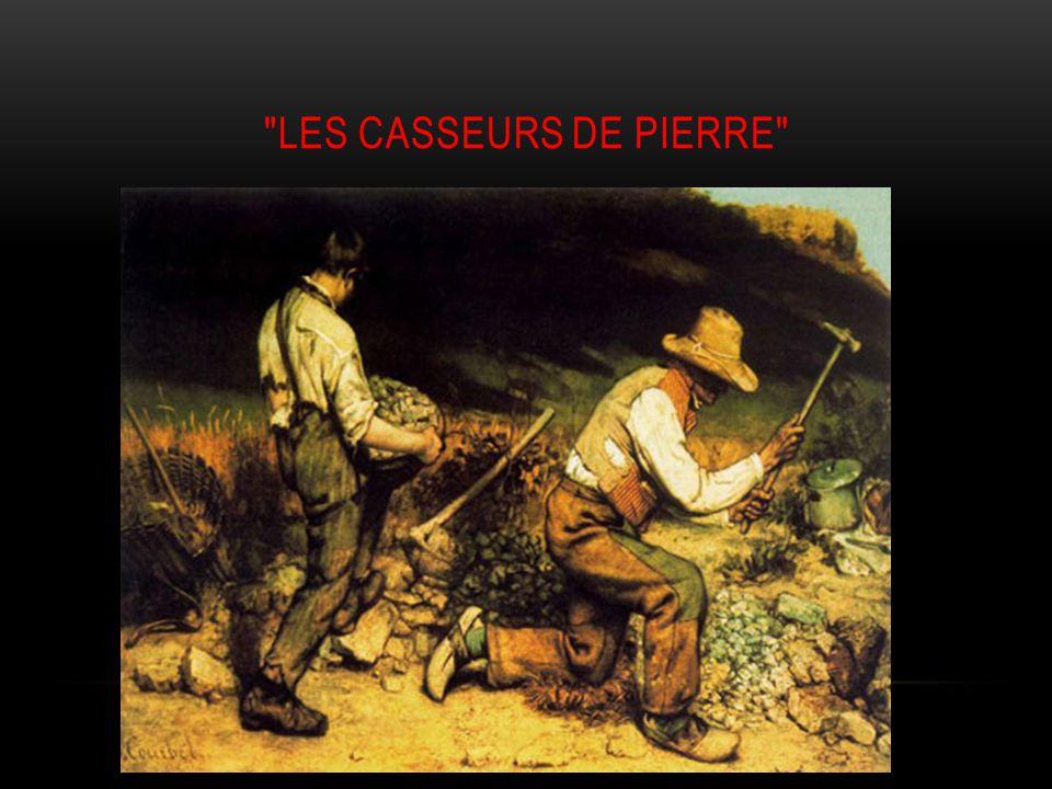 LES CASSEURS DE PIERRE