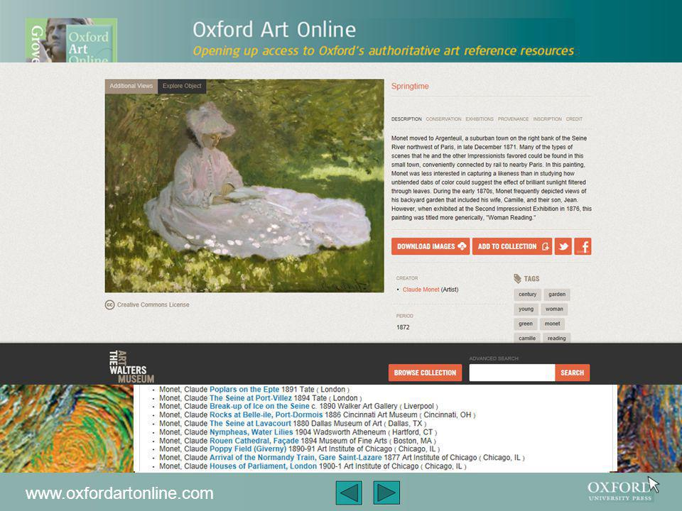 Retrouvez l'article principal sur Claude Monet.