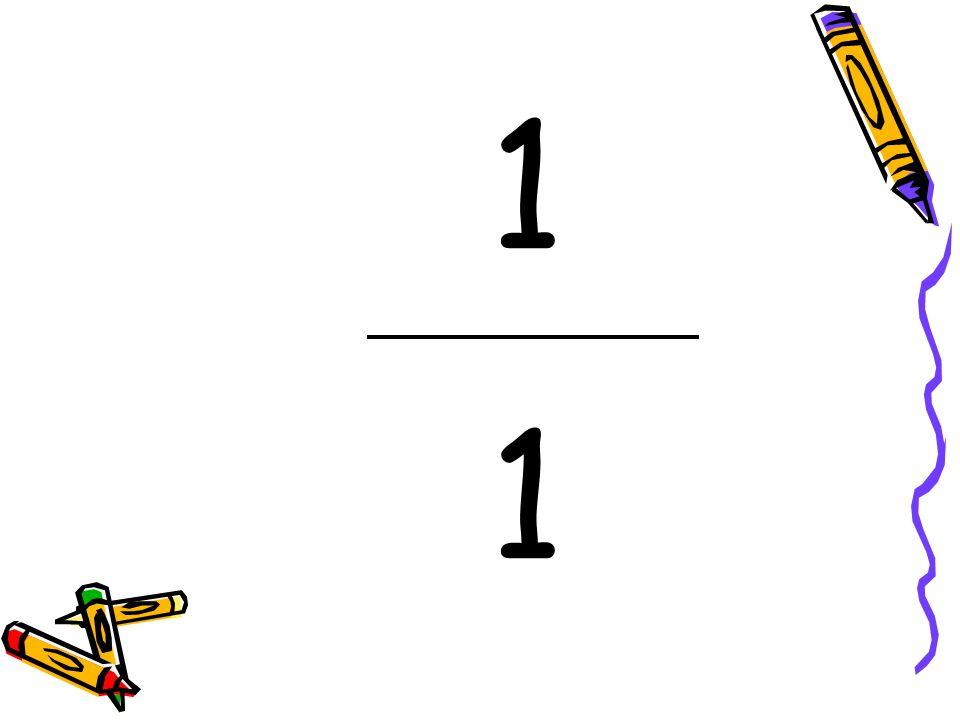 Regarde bien les fractions suivantes, elles s'appellent des