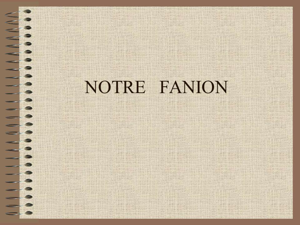 NOTRE FANION