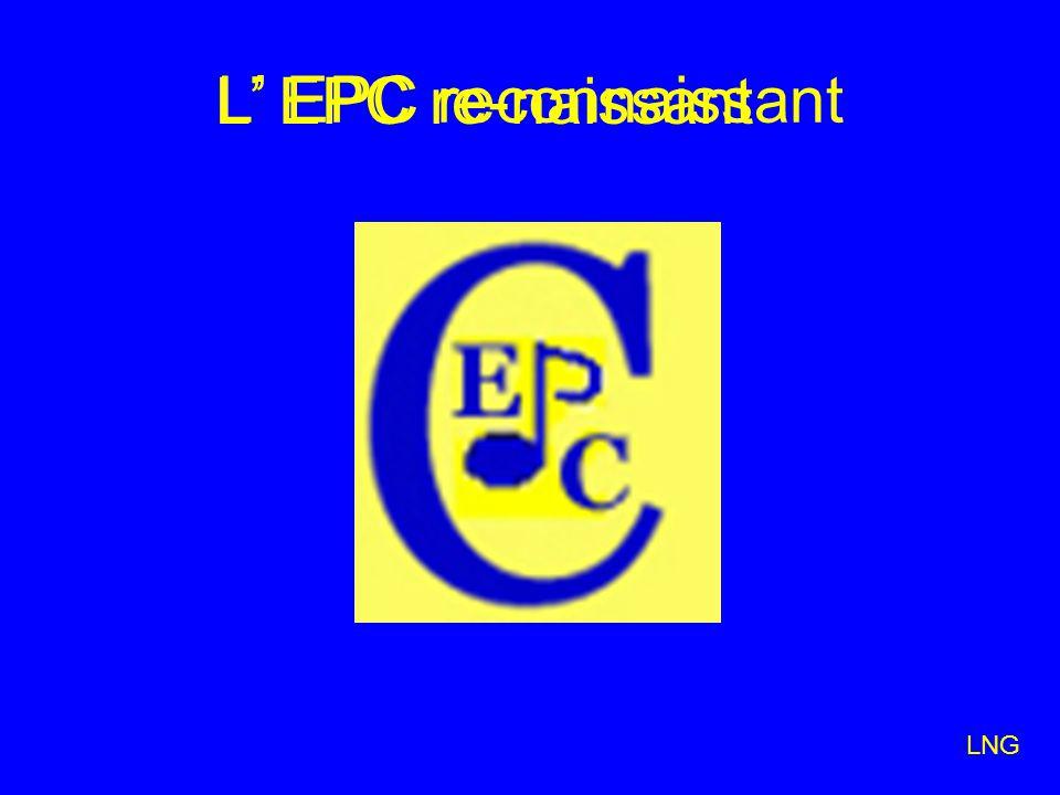 L' EPC reconnaissant LNG L' EPC re-naissant
